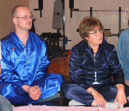 Семинар тантрического дыхания: Николай Мендель и Любовь Уманец
